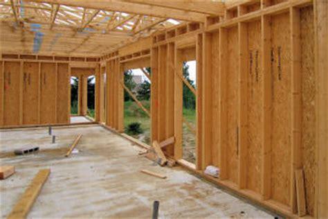 la maison a ossature bois par les schemas panorama des maisons en bois