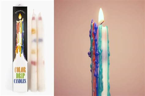 tipi di candele le candele multicolore dottorgadget