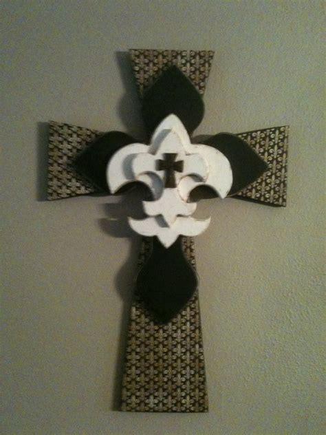 es unique boutique decorative wooden crosses