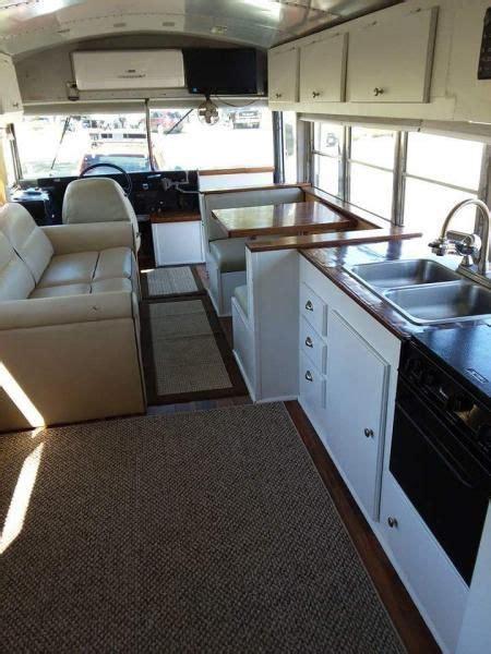 pin  blanca pacheco   mini board pinterest bus conversion bus living  school bus
