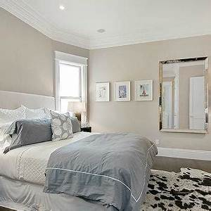 Light Textured Ceiling Paint Greige Paint Colors Transitional Bedroom Benjamin