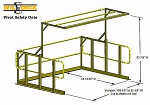 Pivot Gate Specifications