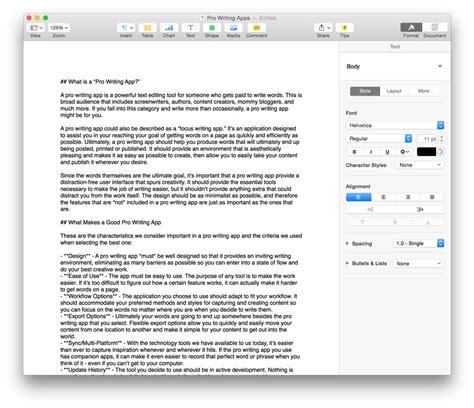 writing app  mac ipad  iphone  sweet