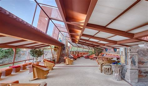 Stunning Interiors For The Home - taliesin west frank lloyd wright foundation