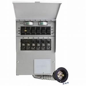 Reliance Controls 306a Indoor 6
