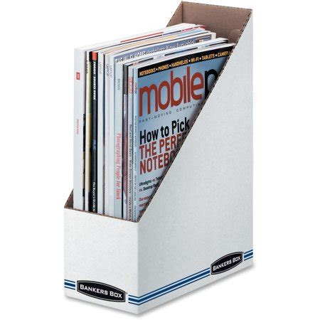 5% coupon applied at checkout save 5% with coupon. Fellowes Bankers Box Stor/File Magazine File - Walmart.com