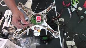 Dji Phantom Upgrade Kit  Gimbal  Fatshark Fpv Internal Diy