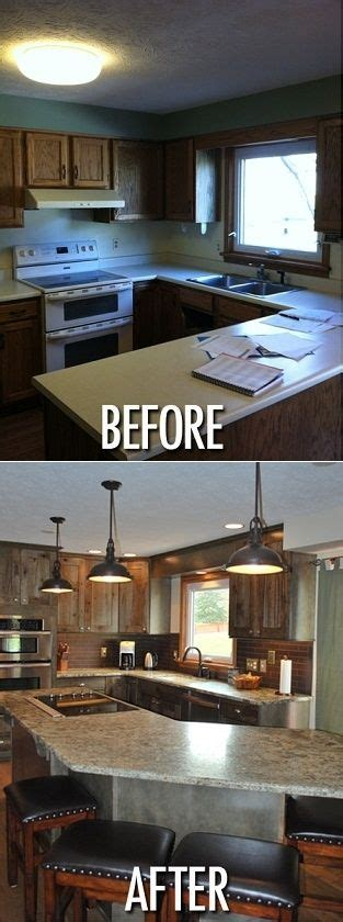 kitchen cabinet pictures gallery before after kitchen remodeling by inde home remodeling 5653