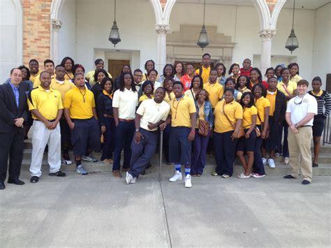 delta state alumni association welcomes south delta high