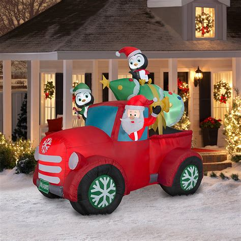 the 8 best christmas inflatables to buy in 2018