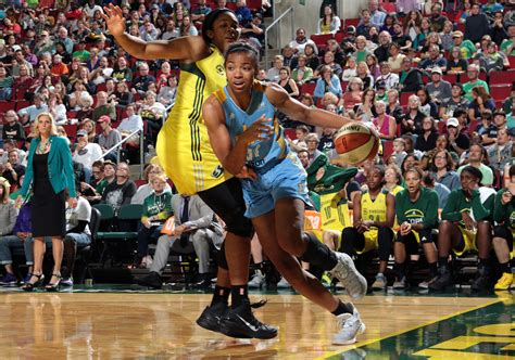 The WNBA Player Who Convinced 50 Cent to Attend Her Game