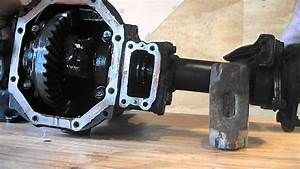 Hilux Surf Add Front Diff Operation