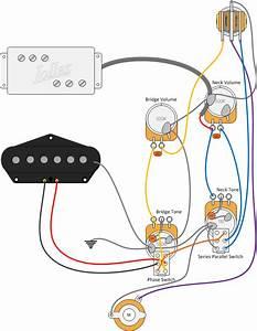 Telecaster Custom Wiring