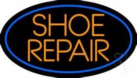 Shoe Repair Neon Signs Every Thing Neon