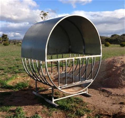 hay ring feeder hay rings racks for x2 livestock equipment livestock