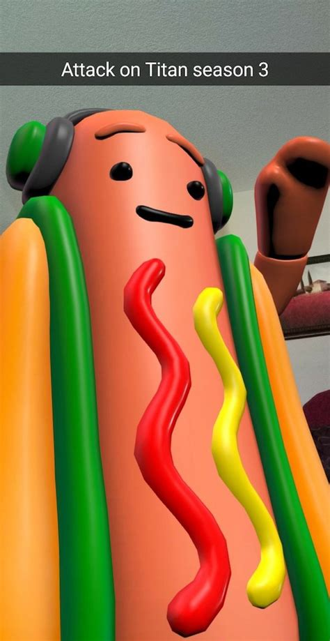 Hot Dog Meme - snapchat s breakdancing hot dog filter has taken over the internet for better or worse 33