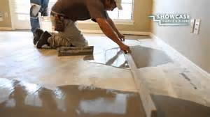 smoothing the subfloor youtube