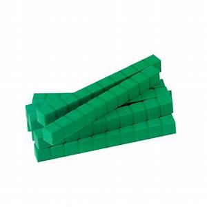 Base Ten Blocks Rods