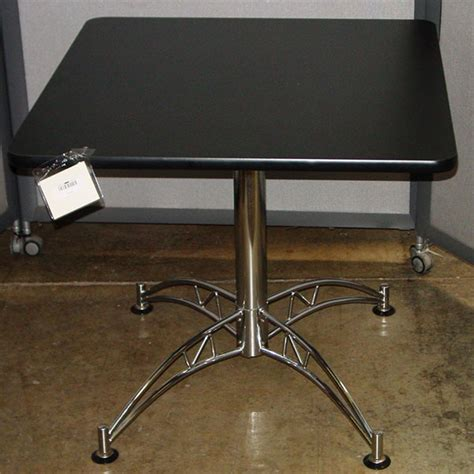 D) Breakroom Table  Hunter Office Furniture. Computer Desk Multiple Monitors. Loft Beds With Desk For Sale. Long Thin Table. Executive Desk For Home Office. Cbp Help Desk. Decorating A Coffee Table. Over Desk Shelf Unit. Table Lifts