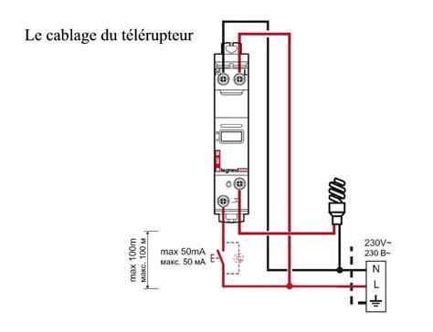 Schema De Cablage Du Telerupteur