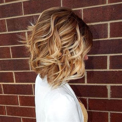 curly bob hairstyles for women autumn winter short hair