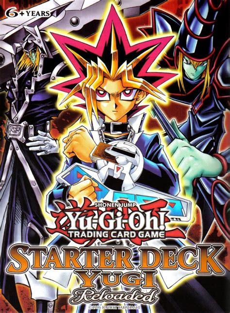 (yugioh) Starter Deck Yugi Reloaded  Game Shop Prudhoe