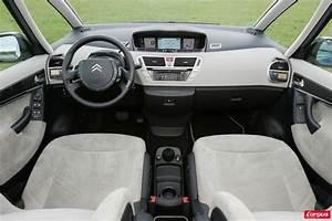 Boite Auto C4 Picasso : voiture d 39 occasion quel citro n c4 picasso acheter photo 13 l 39 argus ~ Gottalentnigeria.com Avis de Voitures