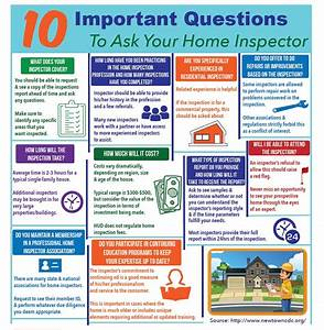 what do house inspectors look forquestions to ask your With what to look for during a home inspection