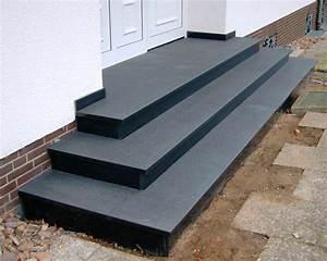 Außen Treppenstufen Beton : stufen treppenstufen vlotho kreis herford n he l hne ~ Michelbontemps.com Haus und Dekorationen