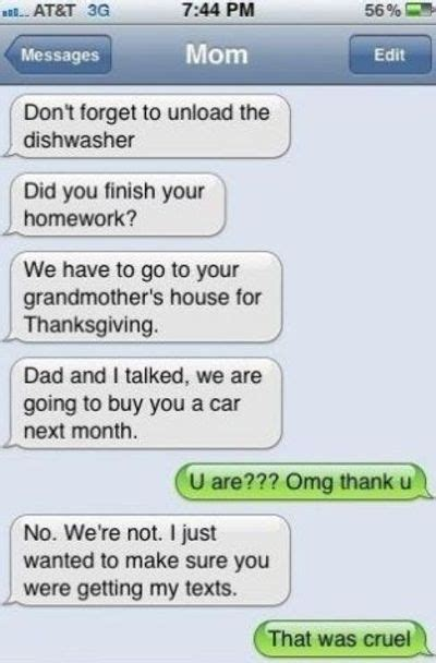 Memes For Iphone Texts - funny iphone sms sms from mom meme lol memes internet memes juxtapost