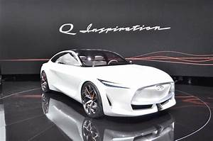 Infiniti Electrified Performance Concept Car to Show at Pebble Beach autoevolution