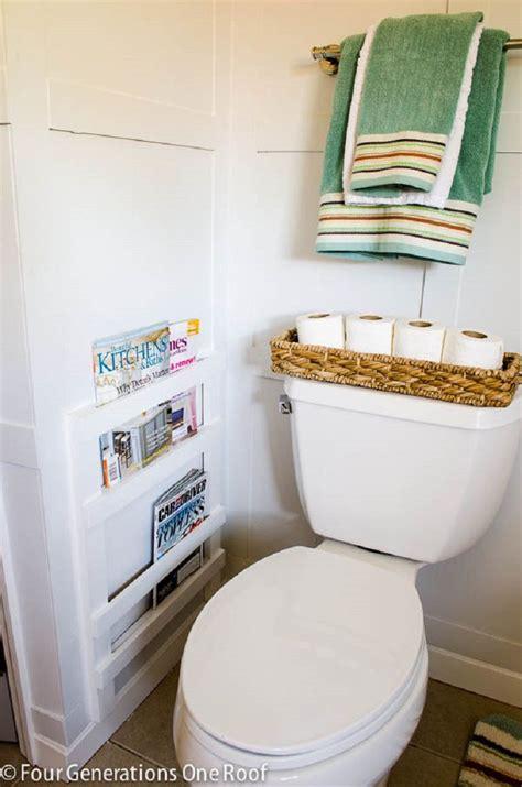 Bathroom Organization Ideas Diy by 7 Best Diy Bathroom Organization Ideas Home Cleaning