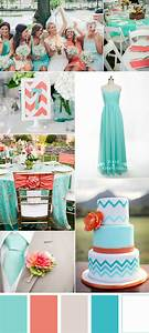 five refreshing wedding color ideas that brides will love With wedding color ideas for summer