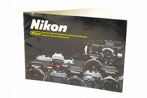 Nikon Slr Product Guide Instruction Manual