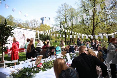 4. maijā plaši tiks svinēti Latvijas neatkarības ...