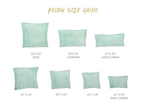 Sofa Pillow Sizes Pillows 101 How To Choose Arrange Throw