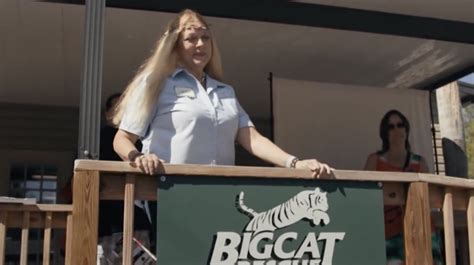 A volunteer was attacked by a tiger at Carole Baskin's Big ...