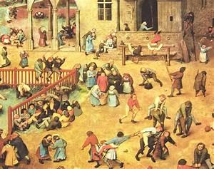 Online Kinder Spiele : kinderspiele im mittelalter faksimile goldrahmen pieter bruegel der ltere 15 ebay ~ Orissabook.com Haus und Dekorationen