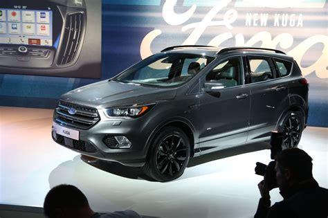 2018 Ford Kuga Price Interior Design Specs  Autos Post