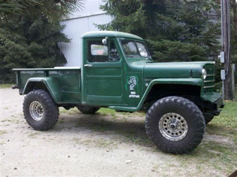 willys jeep truck lifted 511 best images about 4 x 4 on pinterest forum jeep