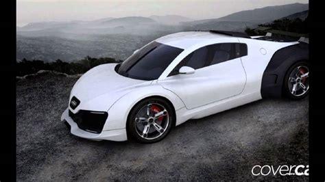 Audi R7 by Audi R7 Concept Kar