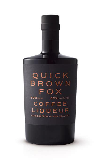 Amalgam coffee brewery kuningan, jakarta selatan cafe. Quick Brown Fox Coffee Liqueur