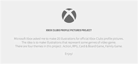 Angga Tantama Xbox Profile Pictures Project