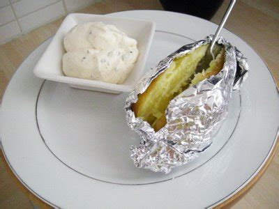 pommes de terre robe de chambre pommes de terre en robe des chs à la crème de