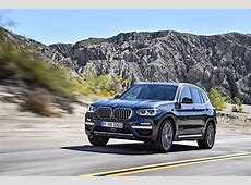 2018 BMW X3 G01 Goes Official, Transitions From SAV to SUV