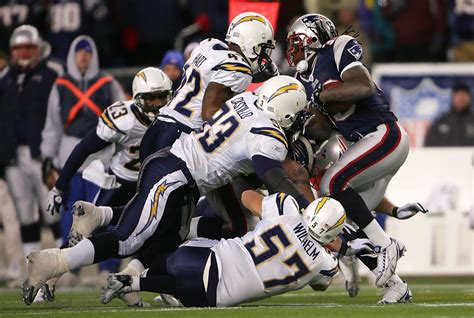 Laurence Maroney In Afc Championship