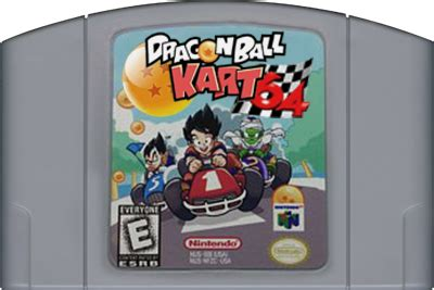In this game, the counter displays more than ten coins per race, like in super mario kart and mario kart: Dragon Ball Kart 64 Details - LaunchBox Games Database
