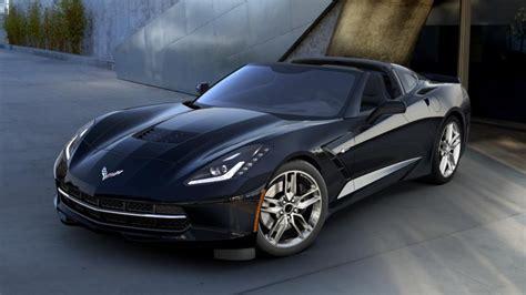 Here Are The 2016 Corvette Colors