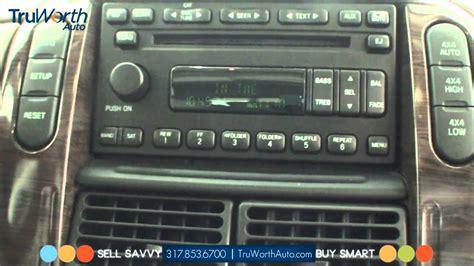 2005 Ford Explorer Eddie Bauer Edition - Clean CARFAX ...