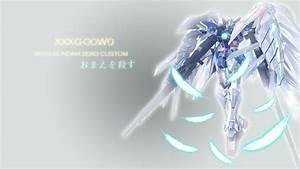 Wing Gundam Wallpapers - Wallpaper Cave